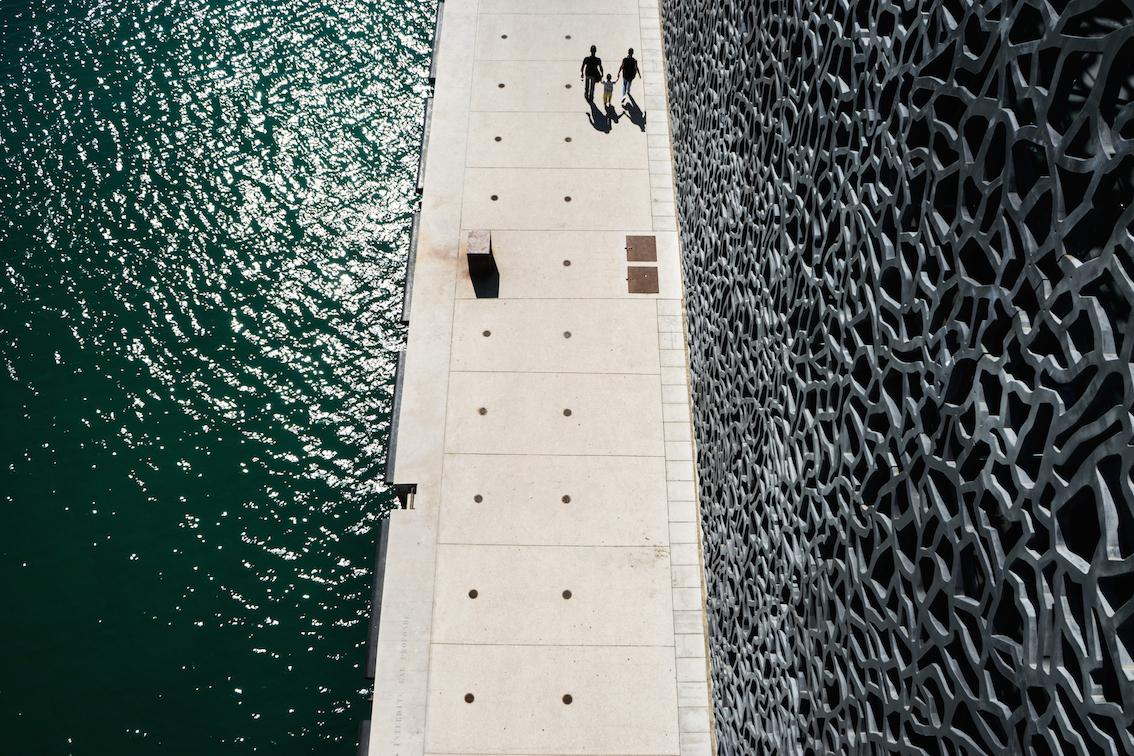Marseille - Mucem - @MaximeMassa